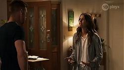 Mark Brennan, Elly Brennan in Neighbours Episode 8059