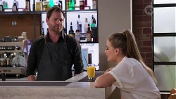 Shane Rebecchi, Chloe Brennan in Neighbours Episode 8060