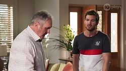 Karl Kennedy, Ned Willis in Neighbours Episode 8060