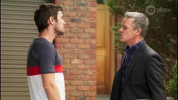 Ned Willis, Paul Robinson in Neighbours Episode 8061