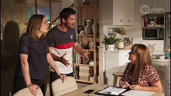 Piper Willis, Ned Willis, Terese Willis in Neighbours Episode 8061