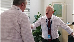 Karl Kennedy, Clive Gibbons in Neighbours Episode 8061
