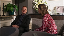 Paul Robinson, Amy Williams in Neighbours Episode 8061