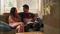 Bea Nilsson, Ned Willis in Neighbours Episode 8061