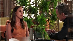 Bea Nilsson, Paul Robinson in Neighbours Episode 8061