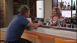 Gary Canning, Sheila Canning in Neighbours Episode 8061