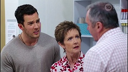 Shaun Watkins, Susan Kennedy, Karl Kennedy in Neighbours Episode 8062