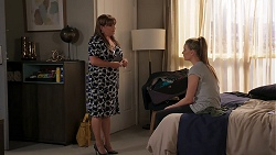 Terese Willis, Chloe Brennan in Neighbours Episode 8063