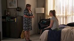 Terese Willis, Chloe Brennan in Neighbours Episode 8063