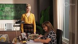 Chloe Brennan, Terese Willis in Neighbours Episode 8063