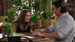 Piper Willis, Leo Tanaka in Neighbours Episode 8063