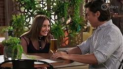 Piper Willis, Leo Tanaka in Neighbours Episode 8063