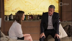 Amy Williams, Paul Robinson in Neighbours Episode 8064