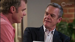 Gary Canning, Paul Robinson in Neighbours Episode 8064