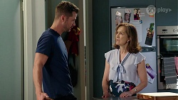 Mark Brennan, Fay Brennan in Neighbours Episode 8065