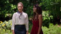 Chloe Brennan, Elly Conway in Neighbours Episode 8065