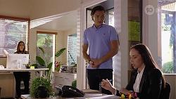 in Neighbours Episode 8065
