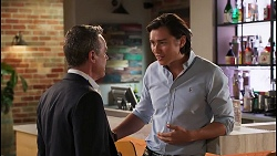 Paul Robinson, Leo Tanaka in Neighbours Episode 8066