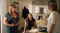 Terese Willis, Imogen Willis, Piper Willis in Neighbours Episode 8066