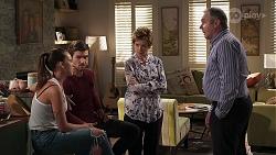 Bea Nilsson, Ned Willis, Susan Kennedy, Karl Kennedy in Neighbours Episode 8067