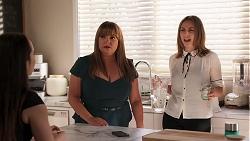 Imogen Willis, Terese Willis, Piper Willis in Neighbours Episode 8067