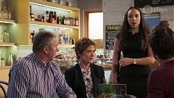 Karl Kennedy, Susan Kennedy, Imogen Willis, Ned Willis in Neighbours Episode 8067