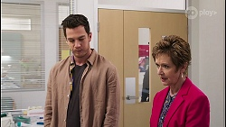 Shaun Watkins, Susan Kennedy in Neighbours Episode 8068