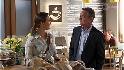 Amy Williams, Paul Robinson in Neighbours Episode 8068