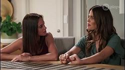 Bea Nilsson, Elly Brennan in Neighbours Episode 8068