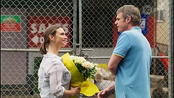 Amy Williams, Kyle Canning in Neighbours Episode 8068