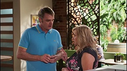 Gary Canning, Sheila Canning in Neighbours Episode 8068