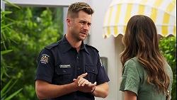 Mark Brennan, Elly Brennan in Neighbours Episode 8068