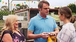 Sheila Canning, Gary Canning, Amy Williams in Neighbours Episode 8069