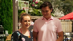 Piper Willis, Leo Tanaka in Neighbours Episode 8069