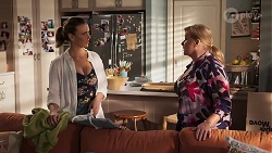 Amy Williams, Sheila Canning in Neighbours Episode 8069