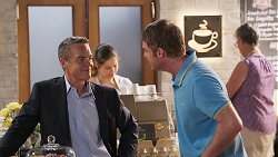 Paul Robinson, Gary Canning in Neighbours Episode 8069
