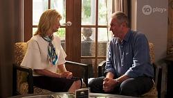 Claudia Watkins, Karl Kennedy in Neighbours Episode 8070