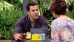 Shaun Watkins, Susan Kennedy in Neighbours Episode 8071