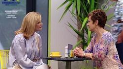 Claudia Watkins, Susan Kennedy in Neighbours Episode 8071