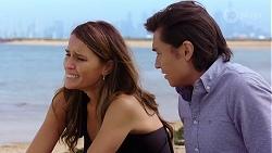 Elly Brennan, Leo Tanaka in Neighbours Episode 8071