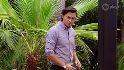 Leo Tanaka in Neighbours Episode 8071