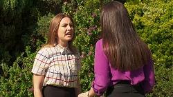 Piper Willis, Imogen Willis in Neighbours Episode 8072