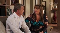 Paul Robinson, Terese Willis in Neighbours Episode 8072