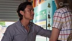 Leo Tanaka, Piper Willis in Neighbours Episode 8072