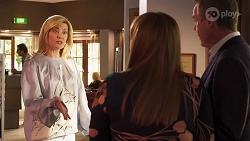 Claudia Watkins, Terese Willis, Paul Robinson in Neighbours Episode 8072