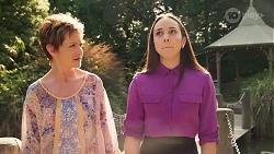 Susan Kennedy, Imogen Willis in Neighbours Episode 8072