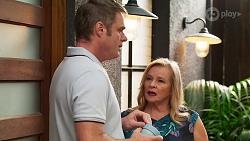 Gary Canning, Sheila Canning in Neighbours Episode 8072