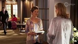 Susan Kennedy, Claudia Watkins in Neighbours Episode 8072
