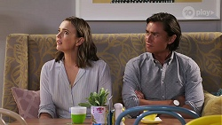 Amy Williams, Leo Tanaka in Neighbours Episode 8072