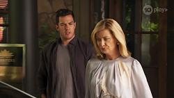 Shaun Watkins, Claudia Watkins in Neighbours Episode 8072